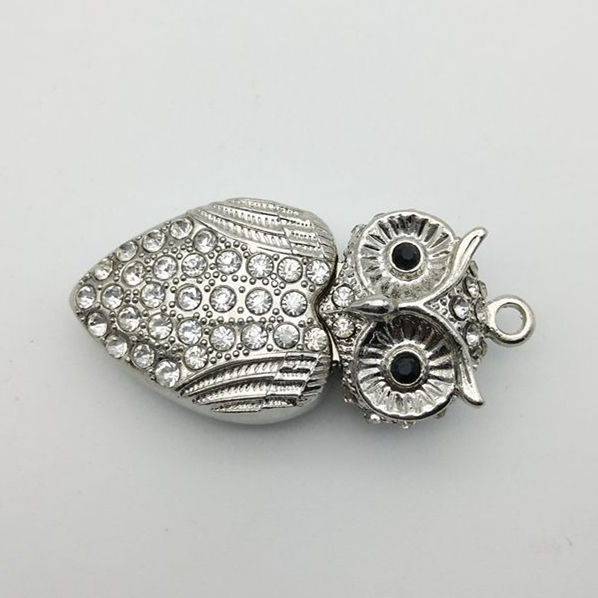 Owl Jewelry Lovers Gift USB Pendrive With Gift Box