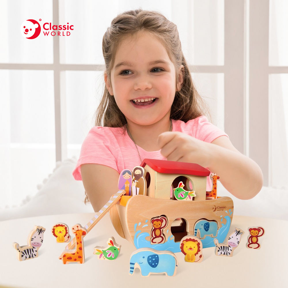 Wholesale Educational Kids Noah's Ark Products Educational Toy