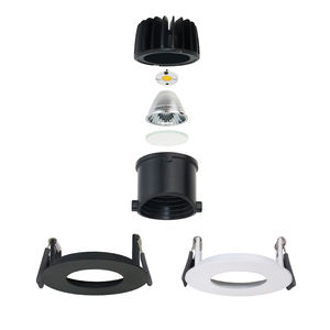7W Power LED spotlight system consumption 20 degree wide beam angle led spot