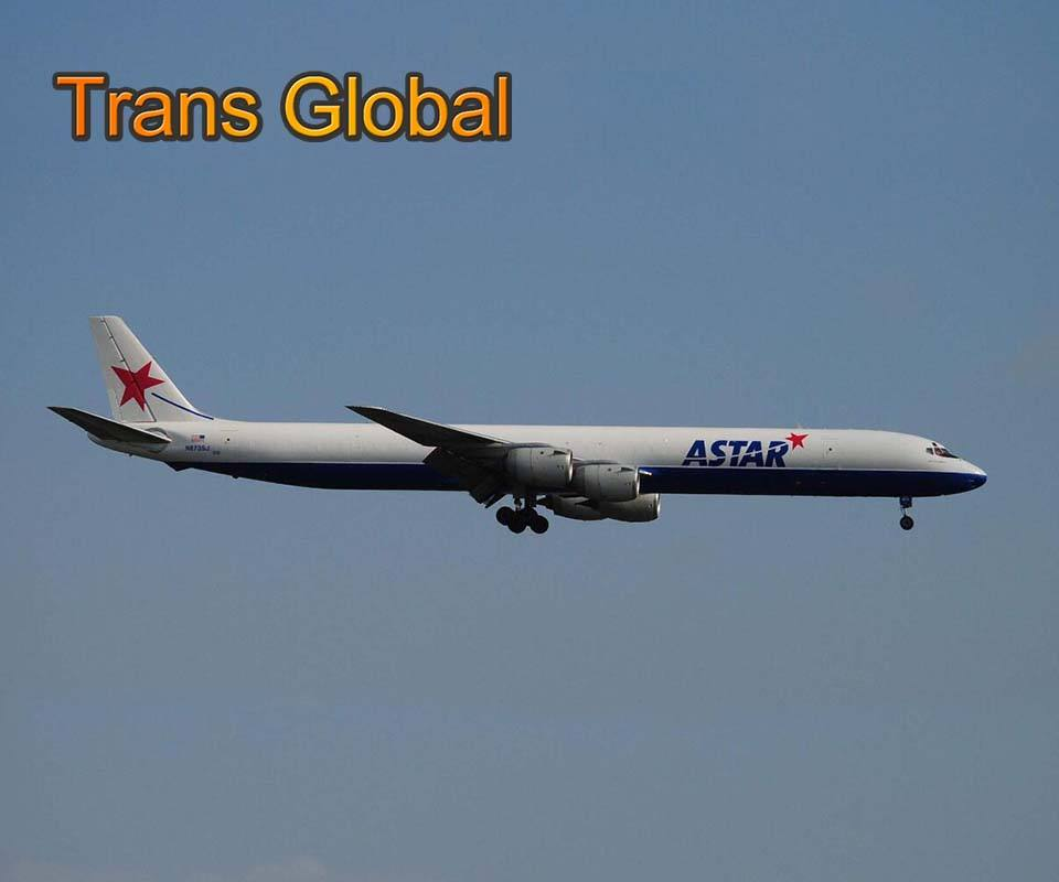 Cheap air freight rates from China to India door to door service