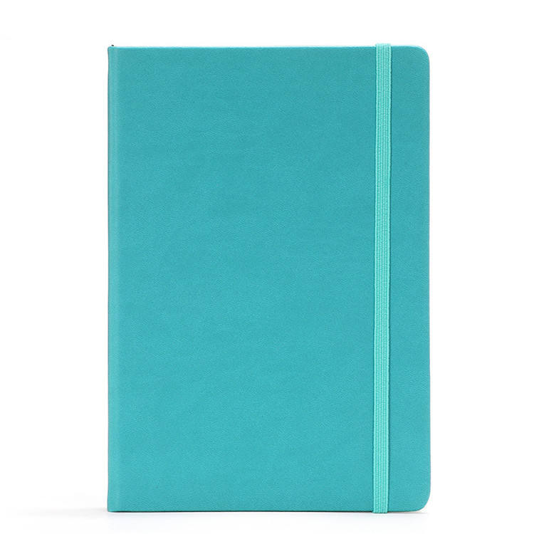 Custom Design School Shorthand A5 PU Leather Notebooks