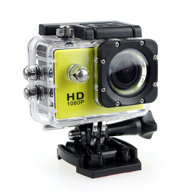SJ4000 Action Camera 2.0 inch Mini Cam Wifi 90 Degrees 480P Waterproof Outdoor Sports Camera