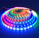 Digital WS2812b SM16703 SK6812 XT1511S TM1914 addressable rgb led strip 12v dream color smart 5050 flexible led strip light
