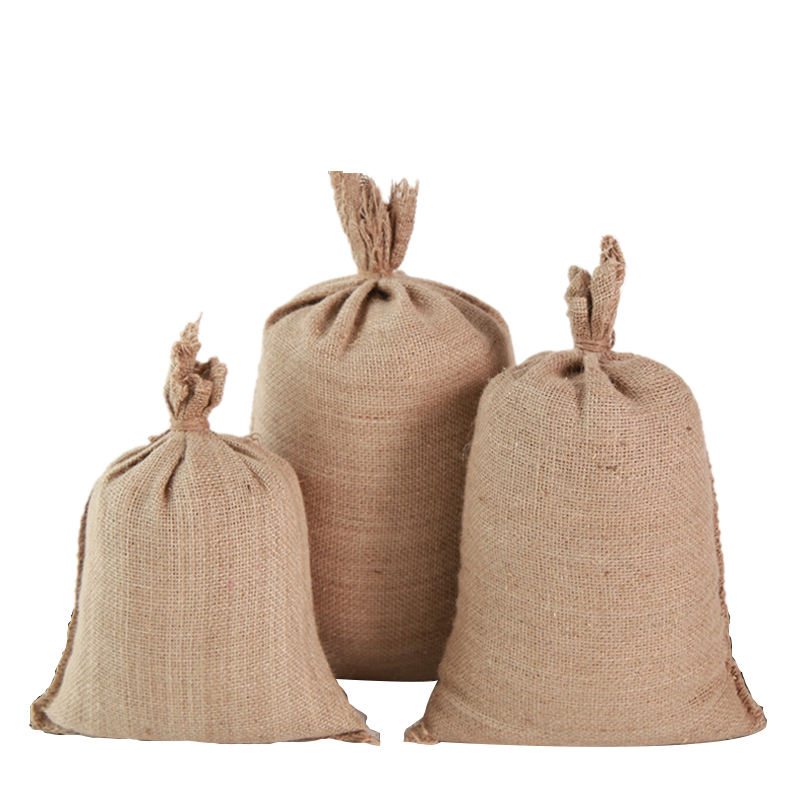 Wholesale Factory Custom Reusable Large Rice Package Bag PP Package Bag For Rice