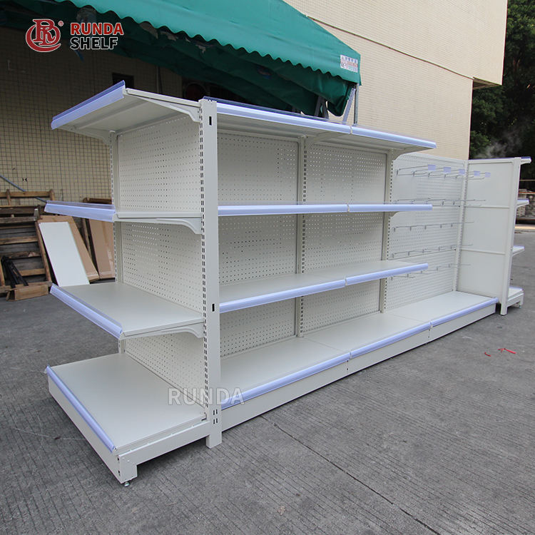 shelves for supermarkets 35-40kg/each level