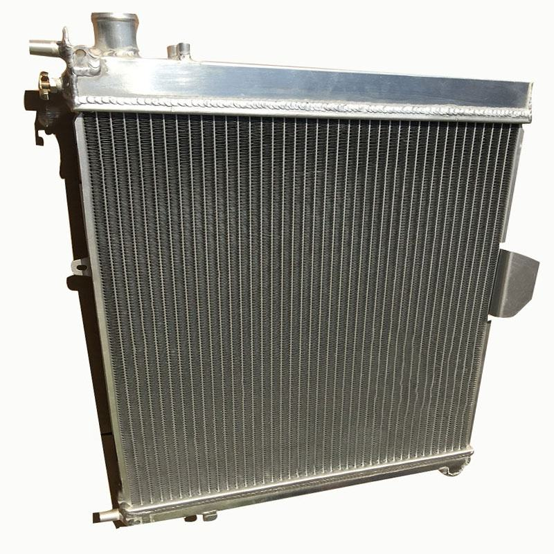 B235R China Product Manufacturers All Aluminum Universal Racing Car Parts Radiator for Saab 95 9 5 9-5 9 - 5