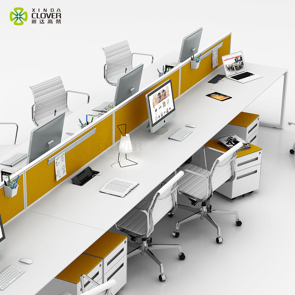 8 Seaters Office Work Station Furniture For Sale Karachi