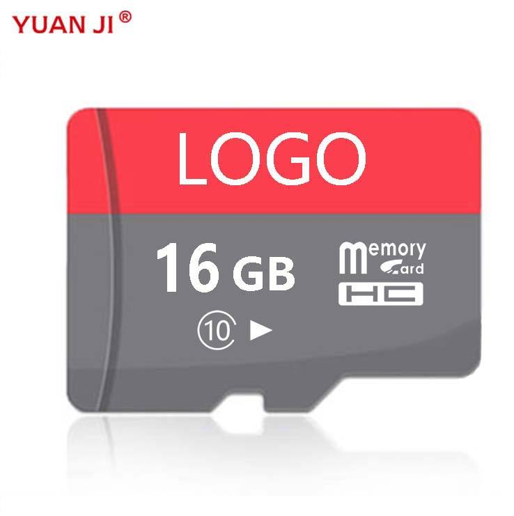 Manufacturer Wholesale Cheap 100% Full Capacity 4GB 8GB 16GB 32GB 64GB 128GB 256GB SD TF Memory Card