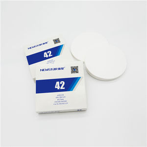 Cellulose Filter Papier, Kwantitatieve Filter Papier NS42 Gelijk Aan Whatman Grade 42