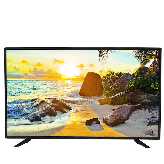 led tv manufacturer Flat Screen TV OEM 32 43 50 55 65 inches Television SKD CKD Flat Digital TV
