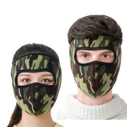 2020 Fashion new design customized Winter Riding Mask Pollution Fleece Warm Face Mask