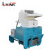 recycling all waste plastics flat knife single-axis plastic crusher