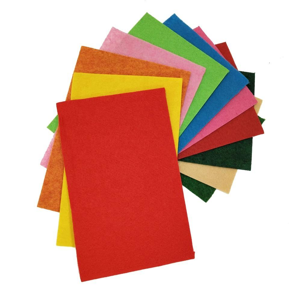 Coloured cheap disposable antislip fireproof felt wall to wall carpet