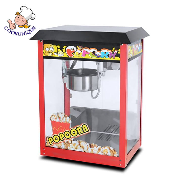 Commercial Vending 8 Oz Popcorn Mesin
