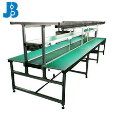 Reliable quality assembly line conveyor belt price for sale