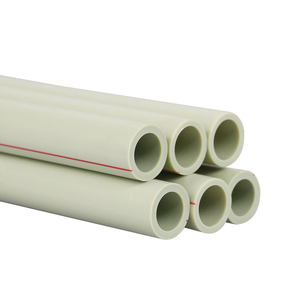 cheap price ppr pipes and pipe fittings durable ppr pipe for hot water
