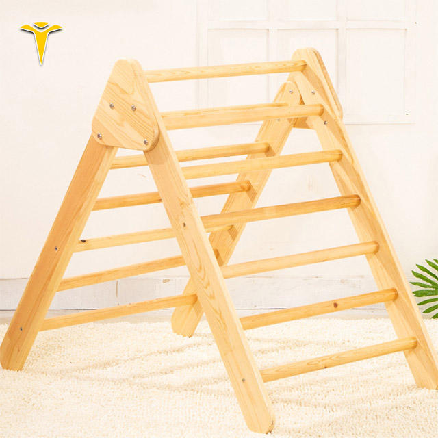Pikler Triangle Climber Climbing Triangle Climbing Ladder For Toddler Triangle Pikler Play