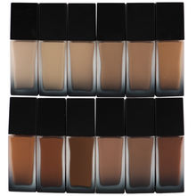 Professional Whitening Liquid Foundation Makeup Moisturizer Cream Face Base Make Up Long Lasting Brighten Mineral Foundation