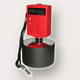 SADT portable Hardness Tester (HARTIP1500) with rockwell , brinell, vickers and shores value