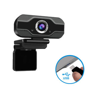 720P Desktop Laptop Bluetooth Custom Logo Diy Digital Webcams Computer Camera For PC