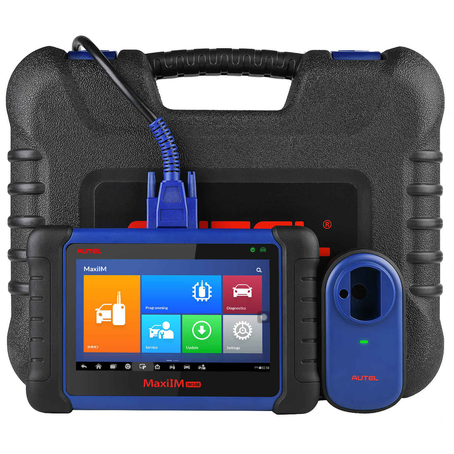 Autel MaxiIM IM508 Advanced Key Programmer and Auto Car Diagnostic Machine Scanner