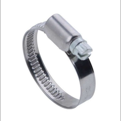 High Pressure (GM) W2 Germany Zebra Hose Clamps Manufacturer German Type Worm Drive Hose Clamp Sizes