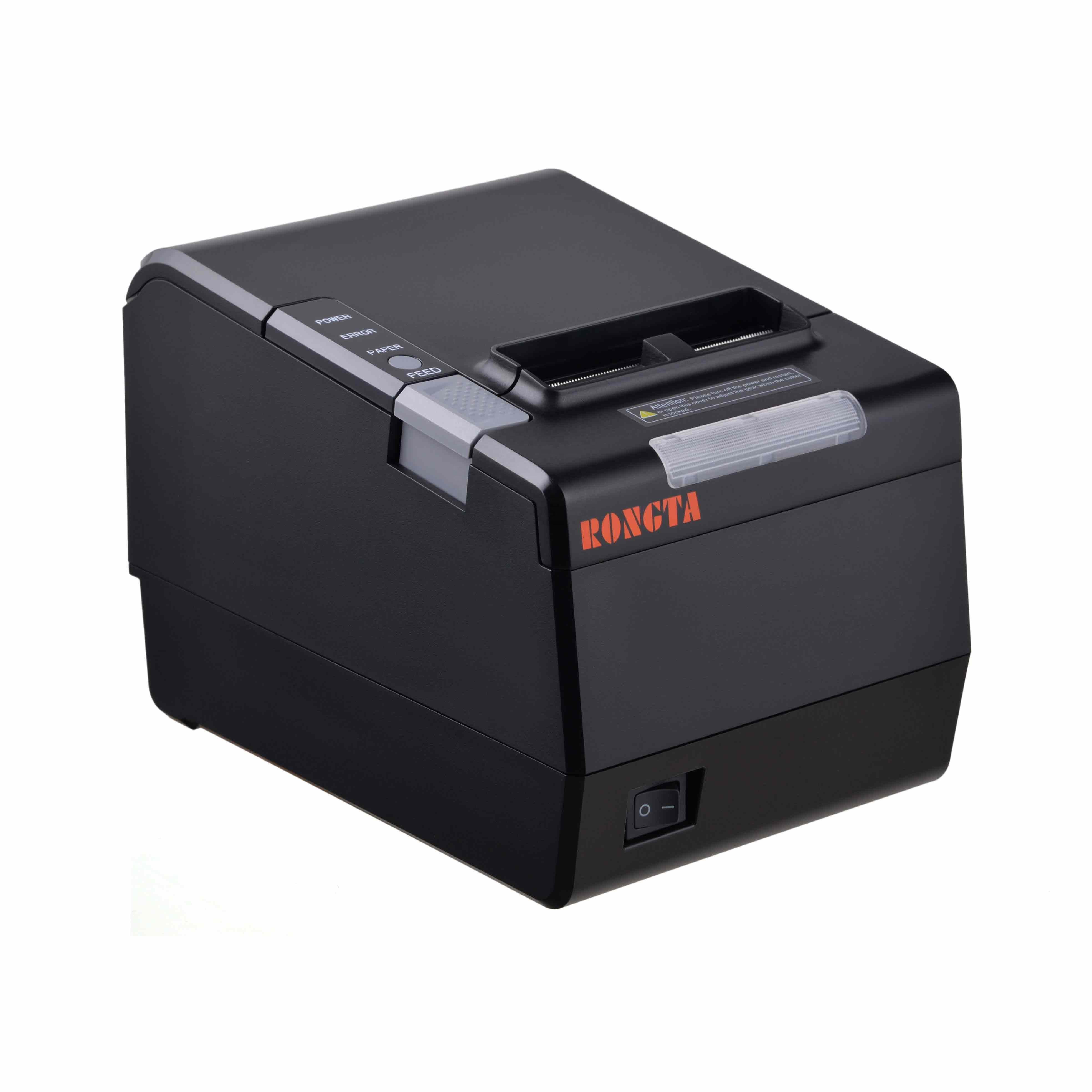 RP850 Pos Receipt Printer 80 mm Thermal Printer Auto Cutter pos system 3 inch printer payment solution