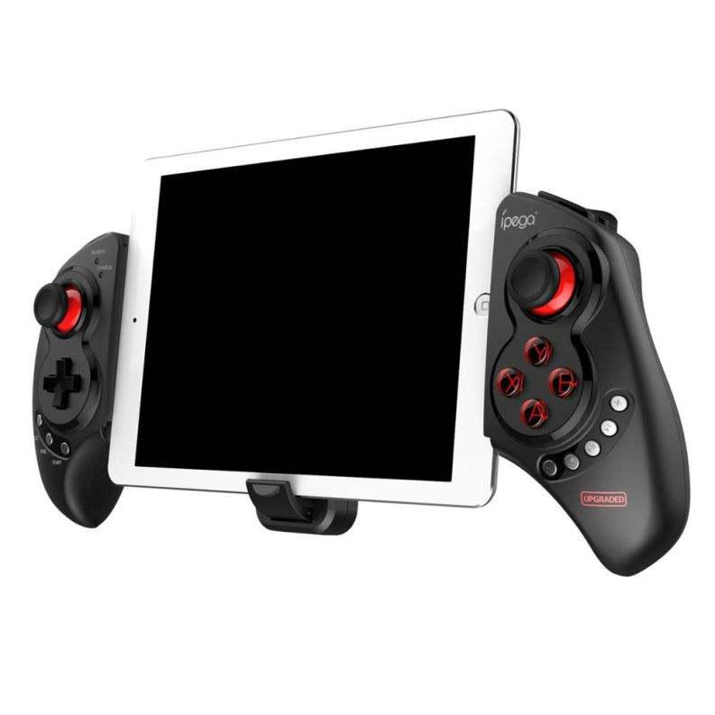 Newest iPega PG-9023S Black Wireless Game Pad Controller for Cellphone Tablet iPod PC