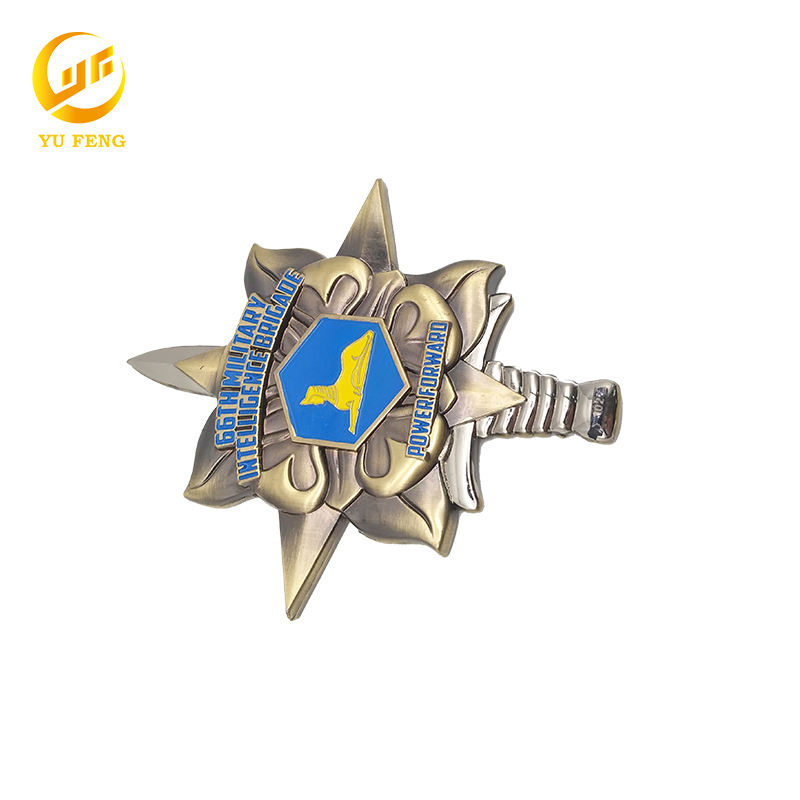 High Quality Good Luck Souvenir Customise Fashion Crafts Greek Mythology Souvenirs