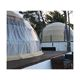 6m Eco Living Luxury Glamping Dome for Sale