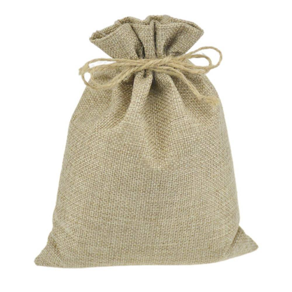 Original Factory competitive price jute jewelry bag coffee just bag price good