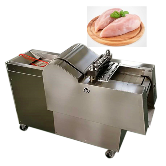 Best Selling Small Multi-function Chicken Breast Meat Cutting Machine (whatsapp:0086 15039114052)