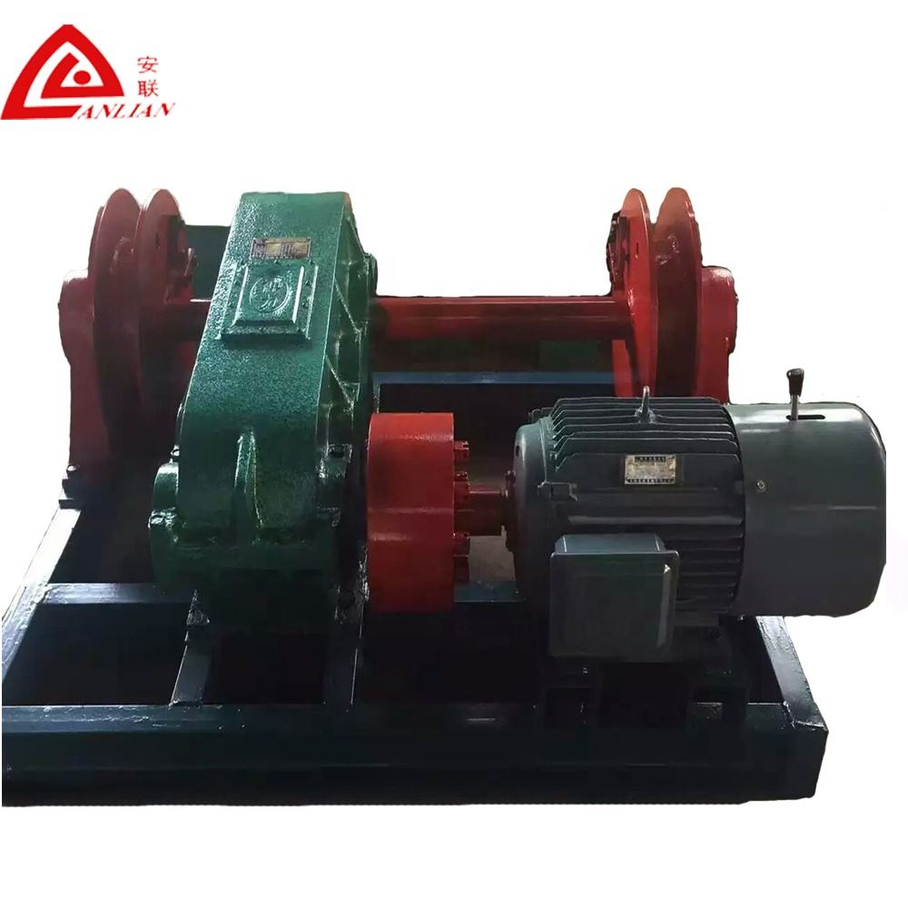Jk [ Rope Winch ] Winch Rope JK Series 1.6T High Speed Wire Rope Winch Electric Winch
