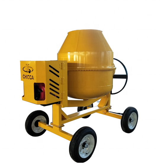 A Small Industrial Diesel Automatic Concrete Mixer PRICE