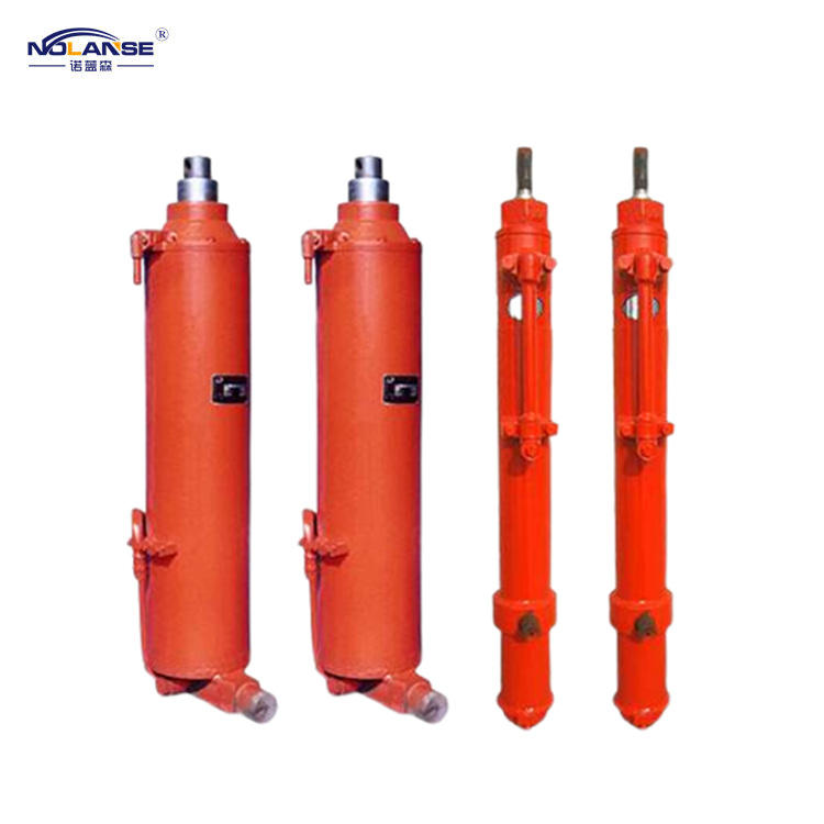 25mm-750mm Shaft Diameter And Standard Or Nonstandard Hydraulic Cylinder Custom Cylinder Design For Different Industry