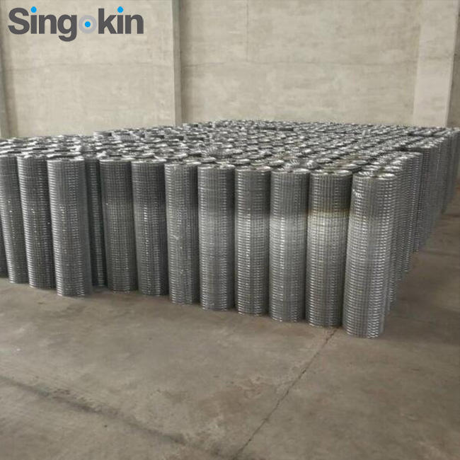 galvanized wire 0.8mm 304 stainless steel welded wire mesh sheets for small animals