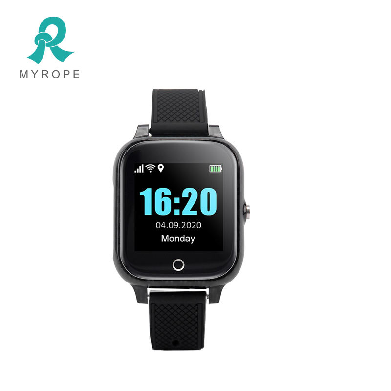 Latest Support Temperature Measurement Smartwatch 2020 GPS