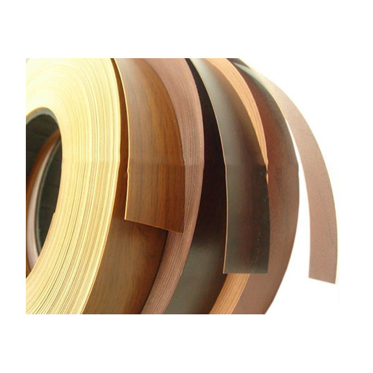 Solid Color Concealed MDF Boardtable Decorative Cabinet Pvc Edge Banding
