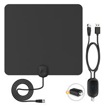 Upgrade Amazon Aliexpress hot selling cheaper high quality long range indoor hdtv digital signal amplifier hd tv antenna