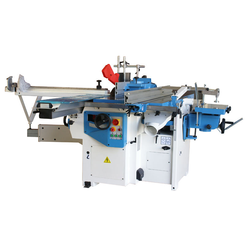 ZICAR woodworking combination machine 5 function edge bander for sale banding machine wood and combination machine ML310K