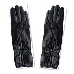 Leather Cut-Resistant Gloves