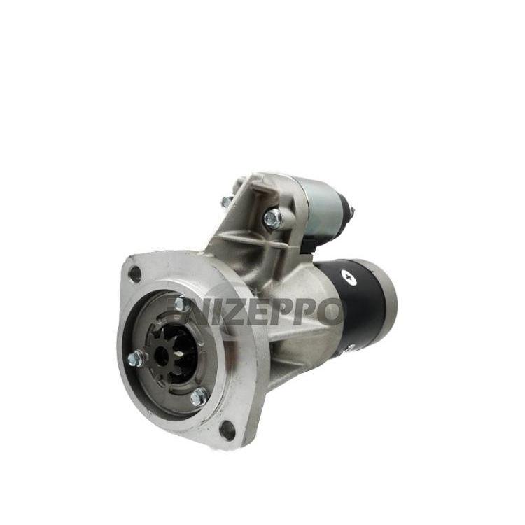 New Starter For UD Nissan Fork Lift Truck Diesel F05 1300 1400 18CS FD6 Engine