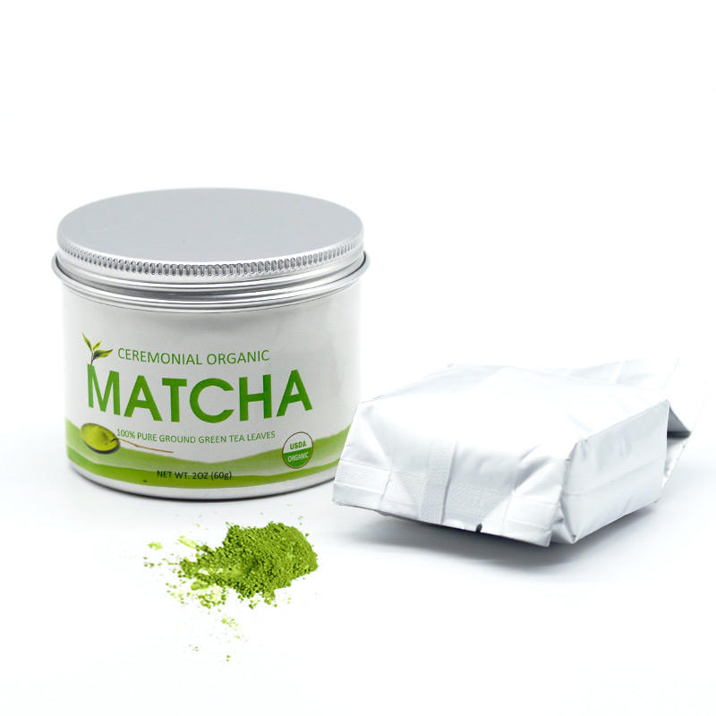 Private Label Premium Japanese Organic Ceremonial Grade Matcha Green Tea Powder