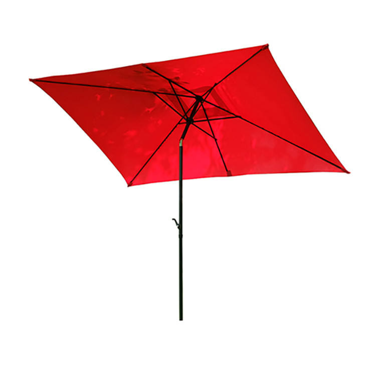 Latest High Quality Factory Custom Commercial Steel Market Umbrella Sale