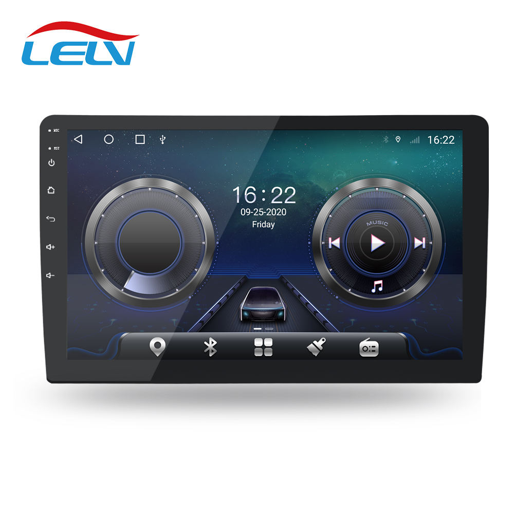 Gerçek Android 10 TS10 7862 6GB + 128GB araba radyo multimedya <span class=keywords><strong>Dvd</strong></span> OYNATICI desteği 4G 360 panorama dsp carplay