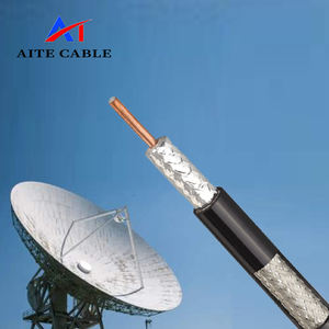 RG8 coaxial cables for CATV cable cctv