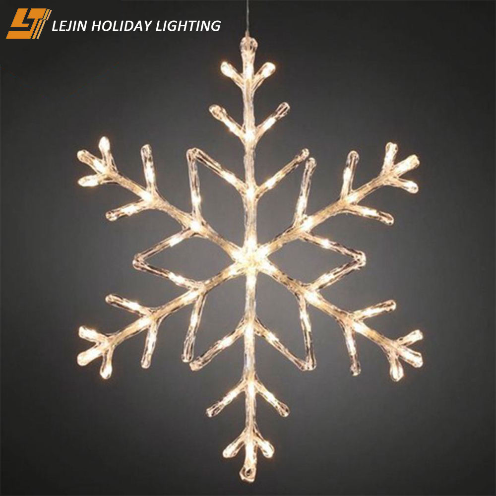 Led Motif Christmas Light/Xmas Motif 3D Snowflake