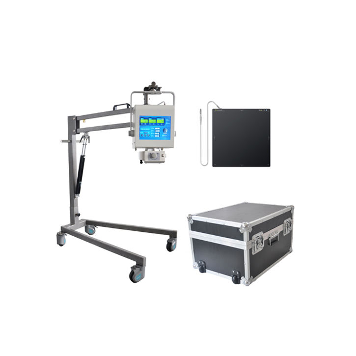High Quality Portable X-ray System for medical x ray machine