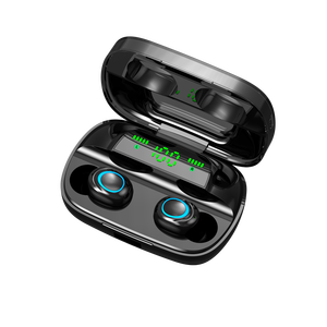 Tws Mendatang Stereo In-Ear Headphone Nirkabel Earphone Bluetooth Earbud untuk iPhone