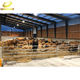 Prefab Steel Structure Space Frame Poultry Shed Cow Shed Farm Building